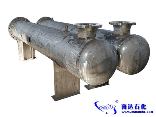 管壳式列管换热器