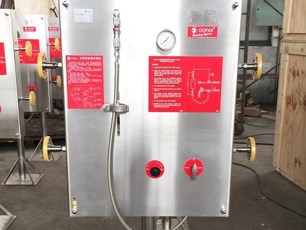 新型环保式液体密闭采样器